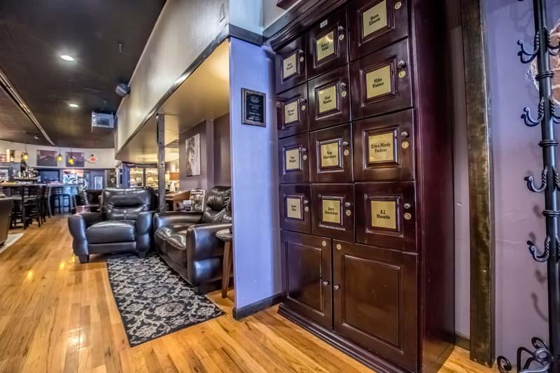 Tinder Box Cigar Lounge